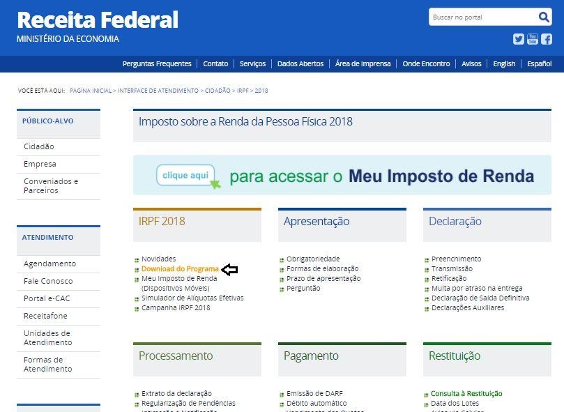 COMO USAR O Programa IRPF 2020